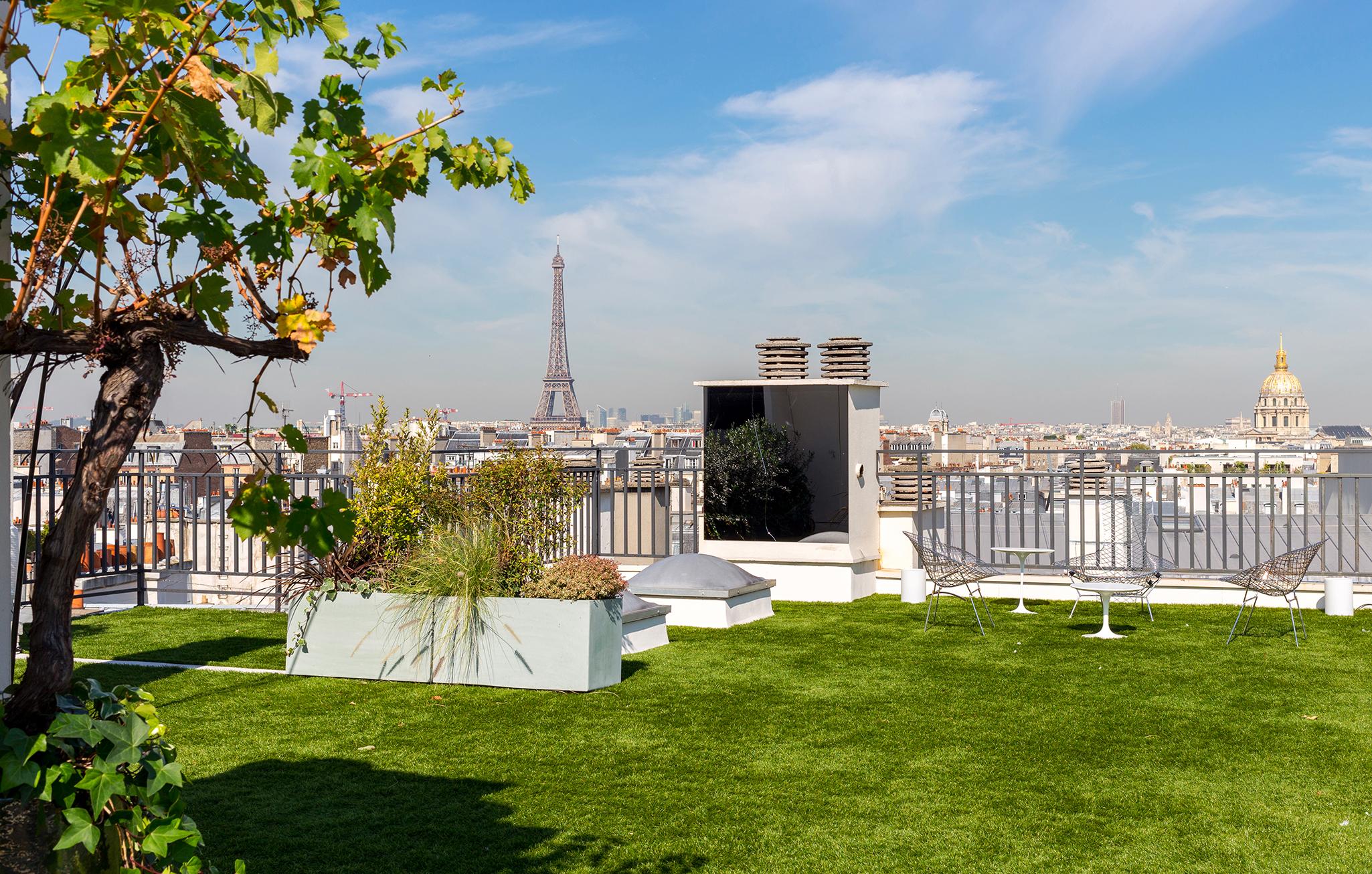 Private residence Paris (2) Image principale 9